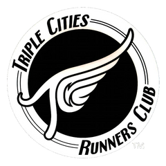 Triple Cities Runners Club Logo