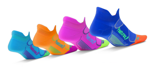 Feetures New Sock Colors Summer 2021
