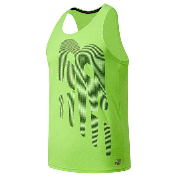 New Balance | PR Accelerate Singlet | Men's