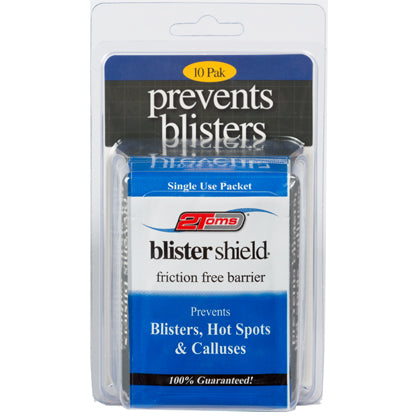 Performance Personal Items | 2Toms | Blister shield | Single Use Packet