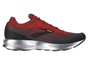 Men's Brooks Levitate 2  Black/Ebony/Red