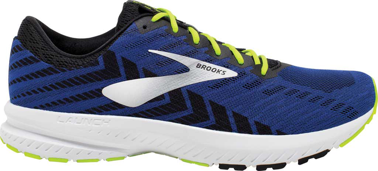 Brooks | Launch 6 | Men's  Blue/Black/Nightlife