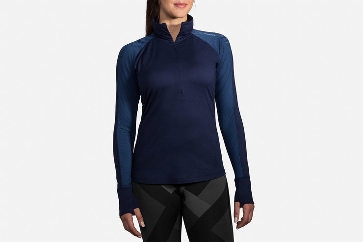 Dash | Half-Zip| Long-Sleeve | Women's