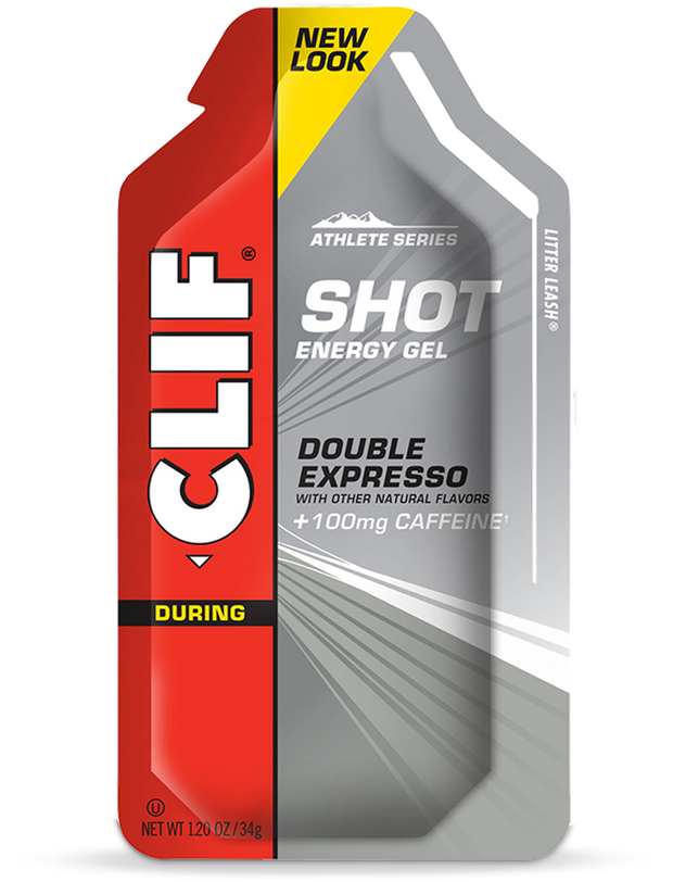 CLIF | Shot Energy Gel | Athlete Series  | Sports Nutrition