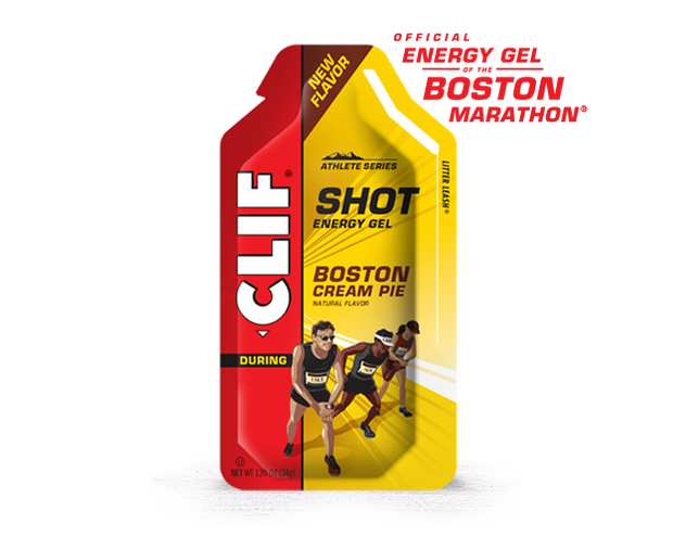 Boston Cream Pie CLif Shot Energy Gel