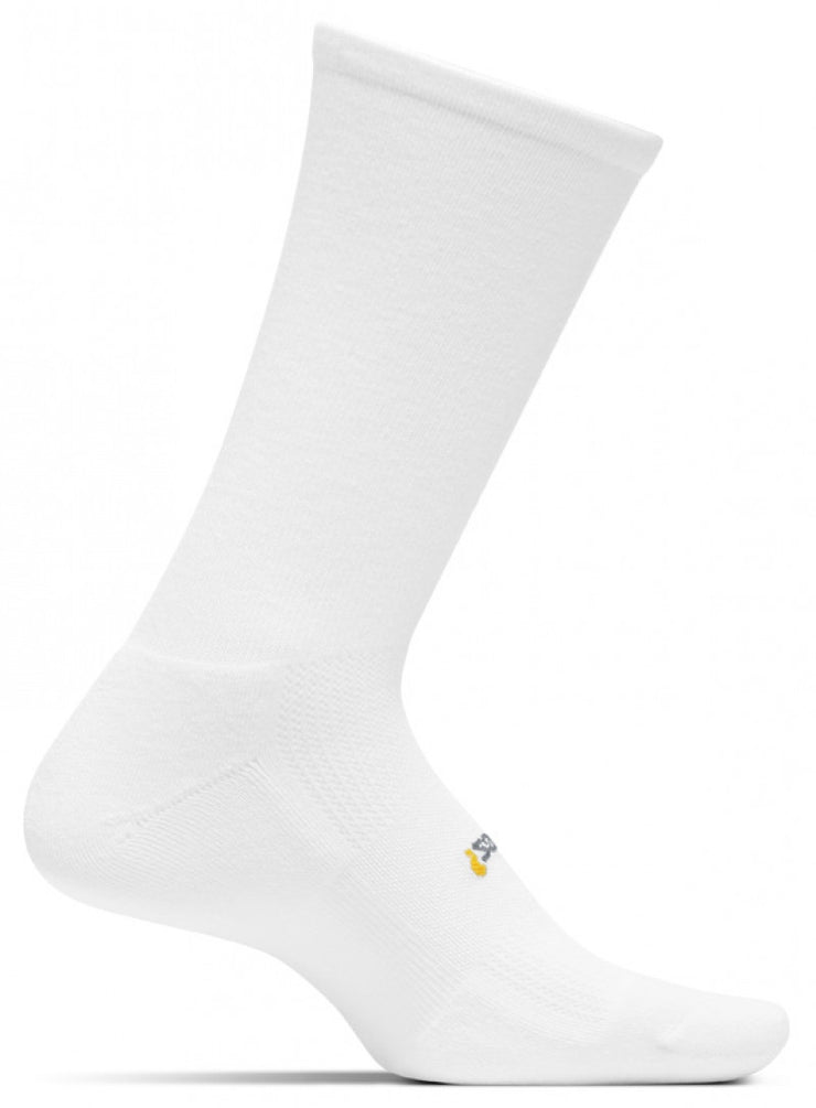 Feetures! | High Performance | Ultra Light | Crew | White