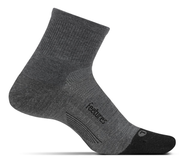 Feetures! | Merino 10 | Cushion | Socks | Quarter