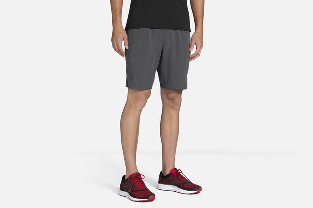 "Brooks | 9"" Fremont Linerless Short 