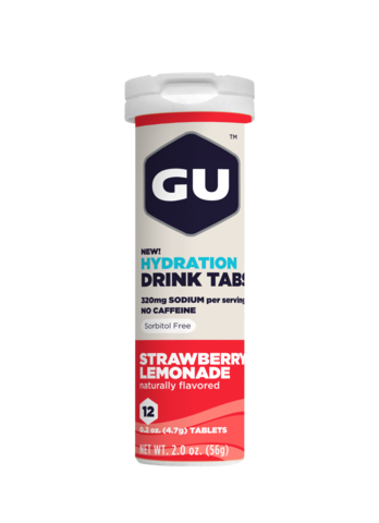 GU | Electrolyte Replenishment | Sports Nutrition