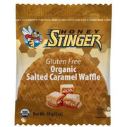 Organic Gluten Free Waffle Individual | Honey Stinger | Sports Nutrition