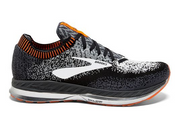 Men's Brooks Bedlam Black/Grey/Orange