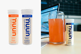 Nuun Electrolytes | Immunity | Single Tube