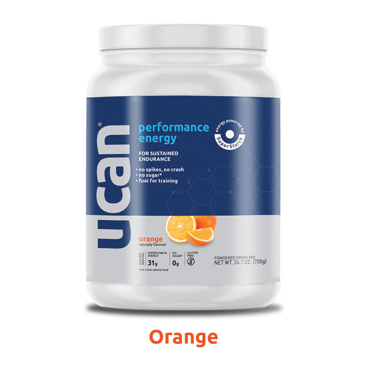 UCAN | Superstarch Drink Mix | Performance Energy Tub