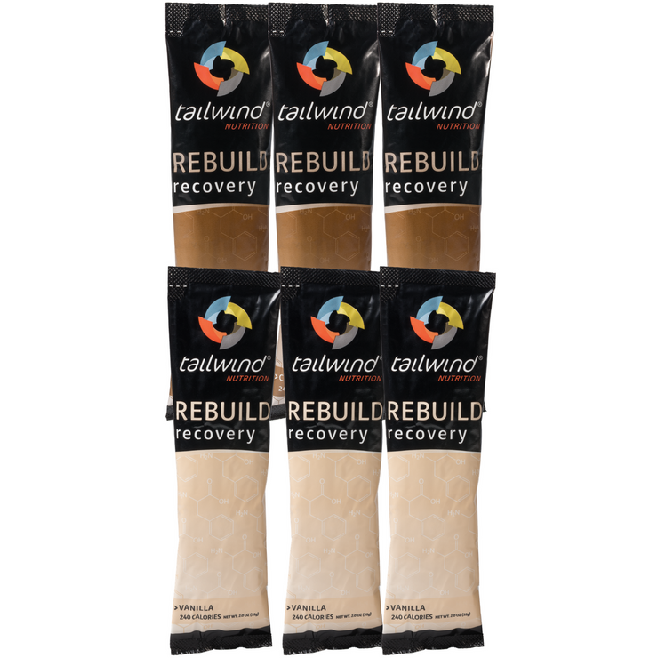 Tailwind Nutrition | Recovery Rebuild | Single Serving