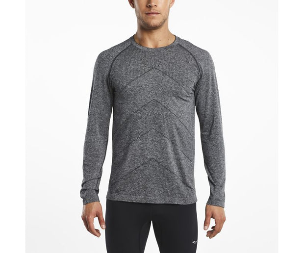Men's Saucony Dash Seamless Long Sleeve