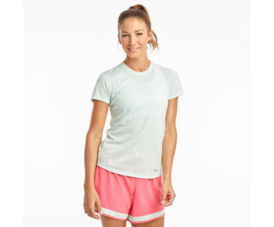Saucony | Stopwatch Short Sleeve | Women's