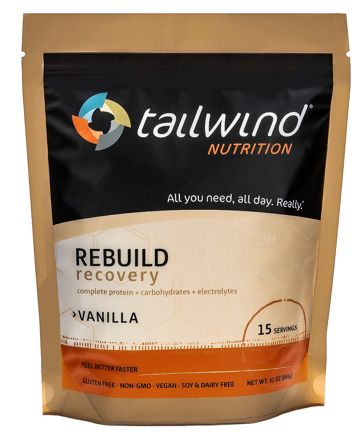Tailwind Nutrition | Rebuild Recovery | 15 Servings