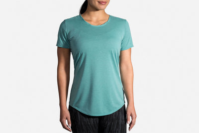 Brooks | Distance Short-Sleeve Tee | Women's
