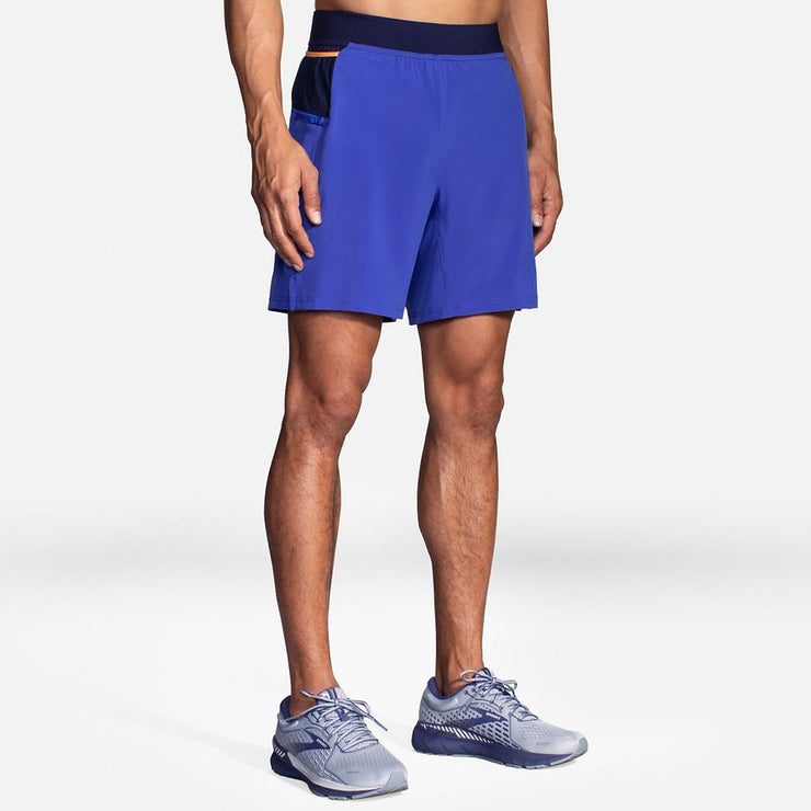 "Brooks | Sherpa 7"" 2-in-1 Short 