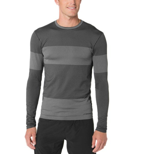 Streaker Long Sleeve |  Brooks | Men's Apparel