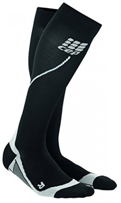 CEP | Progressive+ Compression Socks | Men's | Compression Sleeves and Socks | Black