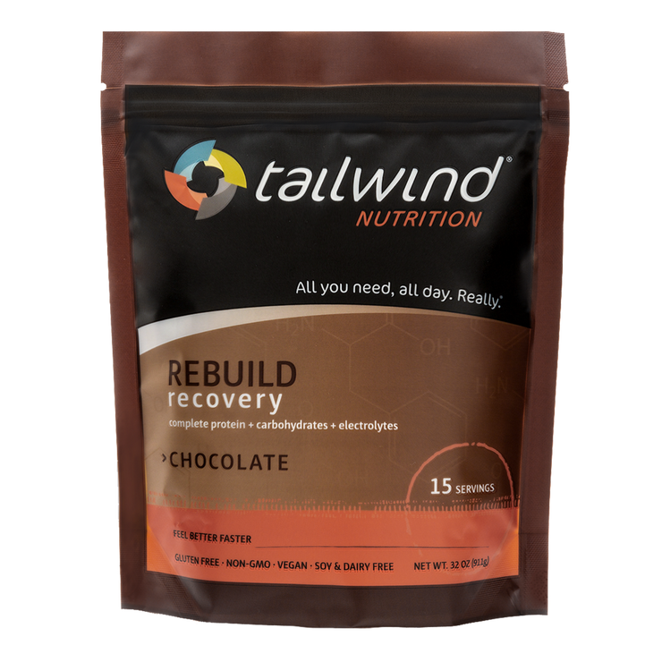 Tailwind Nutrition | Rebuild Recovery | 15 Servings | Drink Mix Powder