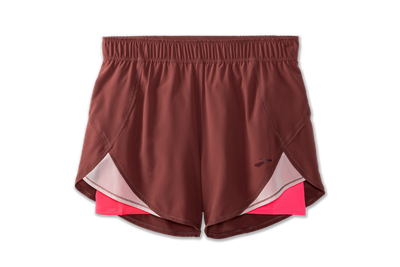 "Brooks | Chaser 5"" 2-in-1 Short 