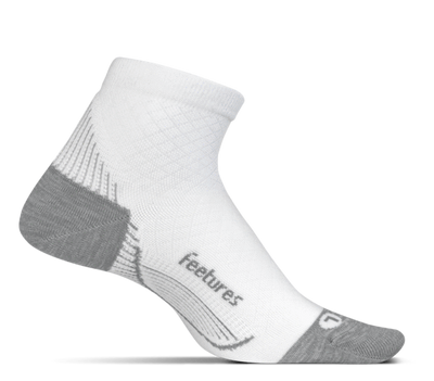 Feetures! | Plantar Fasciitis Relief | Quarter Crew Socks | Light Cushion