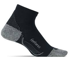 Feetures! | Plantar Fasciitis Relief | Quarter Crew Socks | Ultra Light