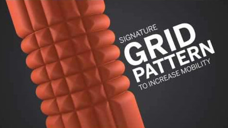 The Grid Vibe Pro | Trigger Point Performance | Injury Prevention