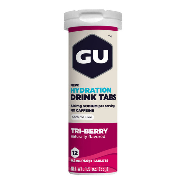 Endurolytes Fizz | GU | Electrolyte Replenishment | Sports Nutrition