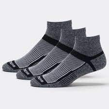 Saucony | Inferno Ultralight Quarter | 3 Pack Socks