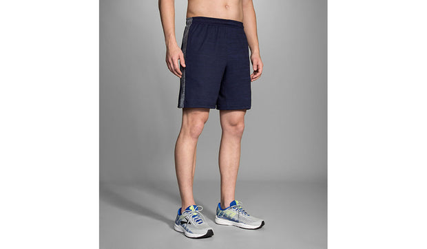 "Brooks | 8"" Rep Short 