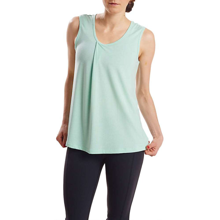Oiselle | In The Fold Tank| Mint