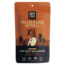 Picky Oats | Performance Oatmeal | 4 Servings