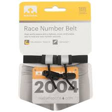 Race Number Belt | Nathan | Accessories