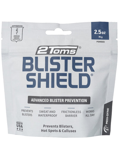 2Toms | Blister Shield | 2.5 oz Shaker