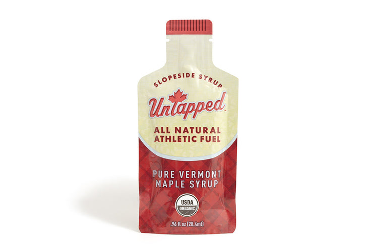 "Untapped Maple Syrup Energy ""Gel"""
