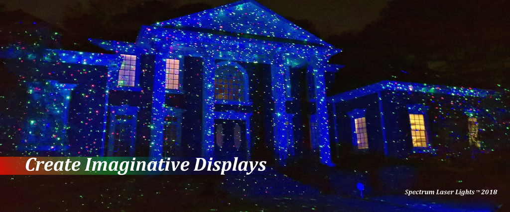 moving patterns - Laser Lights Christmas Decorations