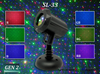 SL-33 - RGB Moving Firefly Laser Christmas Light | 2nd GEN - Spectrum Laser Lights