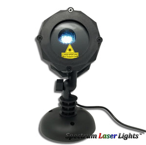 SL-47 White Laser Light - Full 7 Color Spectrum with Bluetooth Speaker - 2nd GEN v2 - Spectrum Laser Lights