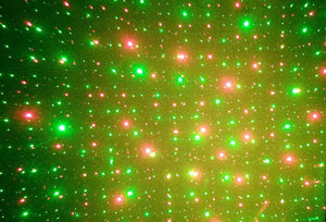 SL-23 - Red Green Laser Christmas Light | 2nd GEN v2