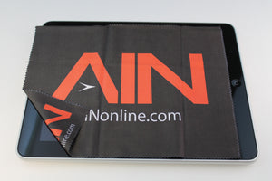 iPad Size – Custom Printed Microfiber Cleaning Cloths