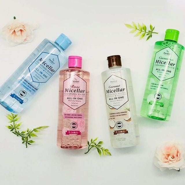 All About Micellar Water
