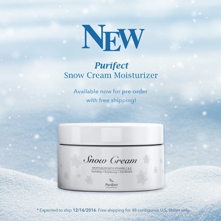 Snow Cream is here (and people are loving it)!