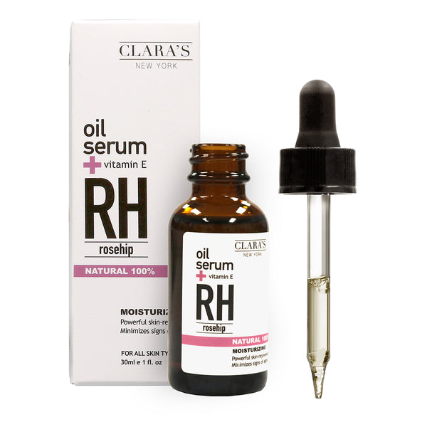 Moisturizing Rosehip Facial Oil Serum