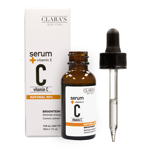 Brightening Vitamin C Facial Serum