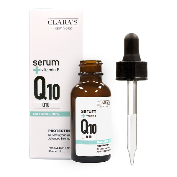 Protecting Q10 Facial Serum
