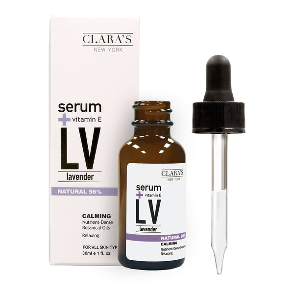 Calming Lavender Facial Serum