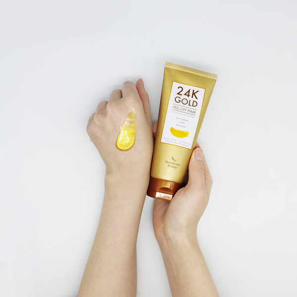 24K Gold Peel-Off Mask 100ml